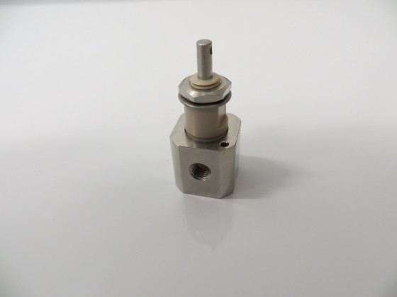 "3-way non-distribution ""FV"" valve type"